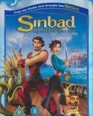 Sinbad: Legend of the Seven Seas DVD