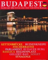 Budapest guide mit 202 fotos und text