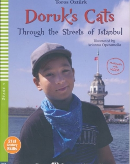 Doruk's Cats - Through the Streets of Istanbul - ELI Young Readers Stage 4 | Real Lives