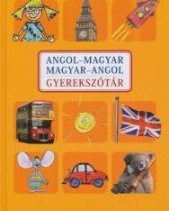 Angol-Magyar Magyar-Angol Gyerekszótár 3. javított kiadás