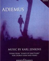 Karl Jenkins: Adiemus (nőikarra, zongorakísérettel)