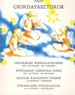 Papp Lajos: Csordapásztorok - 2 hegedűre kezdőknek