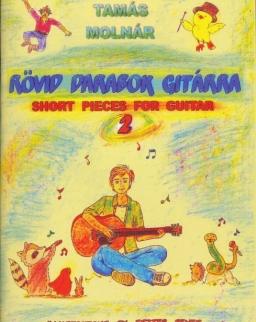 Molnár Tamás: Rövid darabok gitárra 2.