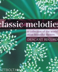100 Classical Melodies - a collection of the world's most beautiful themes (szóló furulya, A5 fekvő méret)
