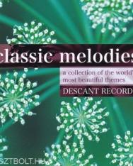 100 Classical Melodies - a collection of the world's most beautiful themes (szóló furulya, A5 fekvő méret)
