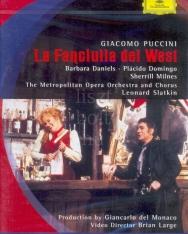 Giacomo Puccini: La Fanciulla del West DVD