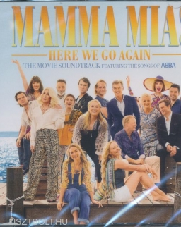 Mamma mia 2. - Here We Go Again - soundtrack