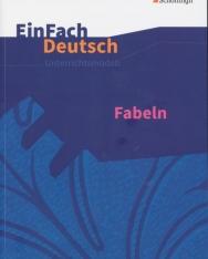 EinFach Deutsch Unterrichtsmodelle: Fabeln