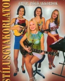 Stílusgyakorlatok - bendzso, zongora, mandolin, gitár, bőgő akkordok