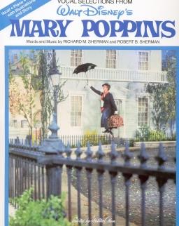 Mary Poppins (részletek - ének, zongora, gitár)