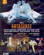 Leonardo Vinci: Artaserse - 2 DVD