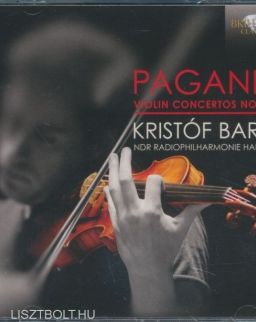 Niccoló Paganini: Violin concertos 1,2