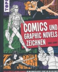 Daniel Cooney:Comics und Graphic Novels zeichnen - Das ultimative Grundlagenwerk wie man Charaktere kreiert, zeichnet und zum Leben erweckt