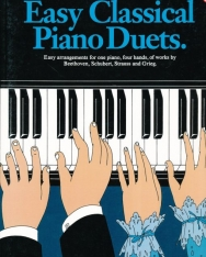 Easy Classical Piano Duets - 4 kezes