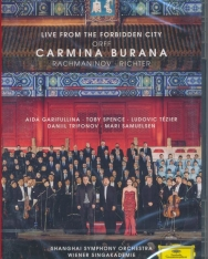 Carl Orff: Carmina Burana, Sergei Rachmaninov: Piano concerto No. 2 - DVD (Live from the Forbidden City)