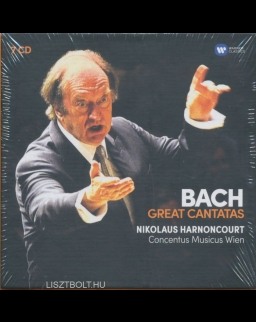 Johann Sebastian Bach: Great Cantatas - 7 CD