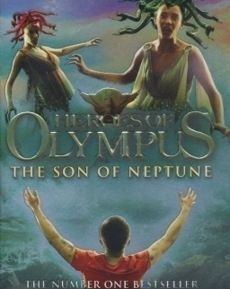 Rick Riordan: Heroes of Olympus - The Son of Neptune (Heroes of Olympus Book 2)