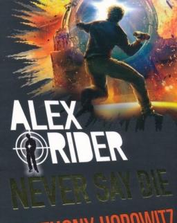 Anthony Horowitz: Never Say Die