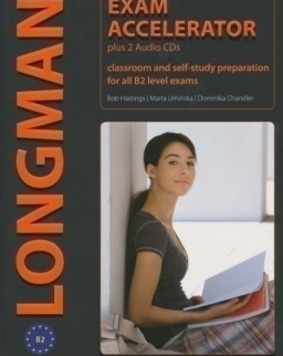 Longman Exam Accelerator plus 2 Audio CDs