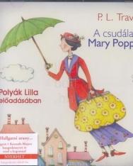 P. L. Travers: A csudálatos Mary Poppins - MP3 - Polyák Lilla előadásában