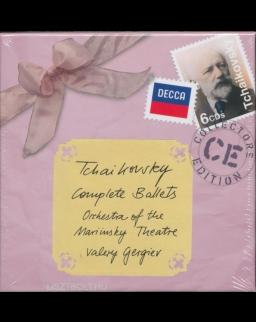 Pyotr Ilyich Tchaikovsky: Complete Ballets - 6 CD