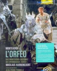 Claudio Monteverdi: Orfeo DVD