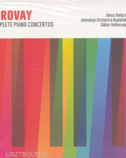 Dubrovay László: The Complete Piano Concertos
