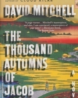 David Mitchell: The Thousand Autumns of Jacob de Zoet