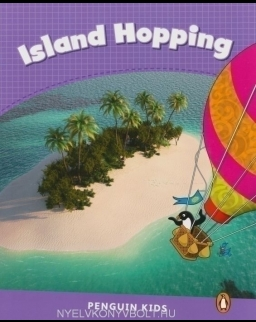 Island Hopping - Penguin Kids level 5 - 1000 headwords