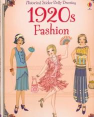 1920s Fashion (Usborne Historical Sticker Dolly Dressing)