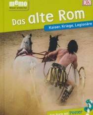 Das alte Rom: Kaiser, Kriege, Legionäre. Das Buch mit Poster!
