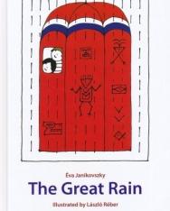 Janikovszky Éva: The Great Rain (A nagy zuhé angol nyelven)