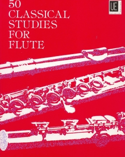 50 Classical Studies for Flute