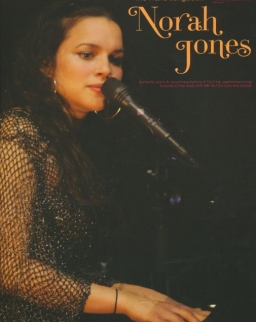 Norah Jones: The Piano Songbook (ének-zongora-gitár)