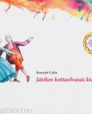 Bosnyák Csilla: Játékos kottaolvasás kicsiknek 3. (illusztrált munkafüzet ajándék zongoramakettel)