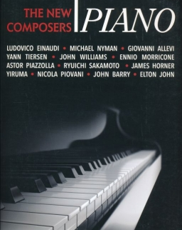 The New Composers for Piano