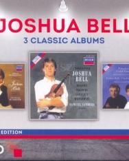 Bell, Joshua: 3 Classic Albums - 3 CD