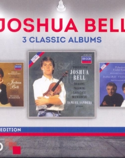Bell, Joshua: 3 Classic Albums - 3 CD