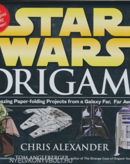 Star Wars Origami: 36 Amazing Paper-folding Projects from a Galaxy Far, Far Away....