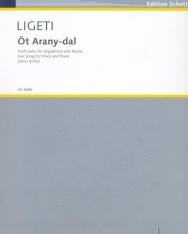 Ligeti György: Öt Arany-dal