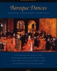 Barokk táncok két szopránfurulyára
