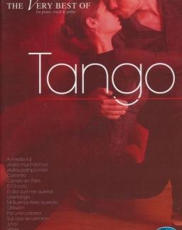 The Very Best of Tango - ének-zongora-gitár