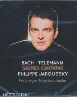 Jaroussky, Philippe: Sacred Cantatas