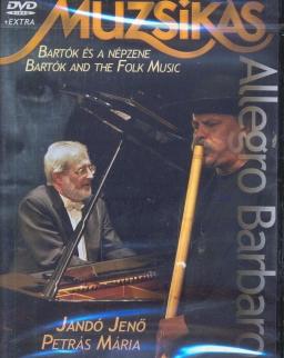 Muzsikás és Jandó Jenő: Allegro barbaro - DVD