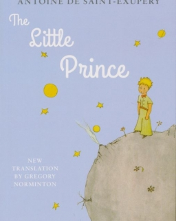 Antione de Saint-Exupéry: The Little Prince (A kis herceg angol nyelven)