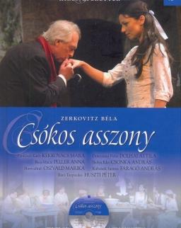 Híres operettek 15. - Zerkovitz: Csókos asszony (Könyv, CD-melléklettel)