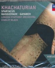 Aram Khachaturian: Spartacus, Masquerade, Gayaneh