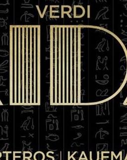 Giuseppe Verdi: Aida - 3 CD + szövegkönyv