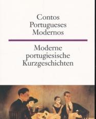 Contos Portugueses Modernos - Moderne portugiesische Kurzgeschichten