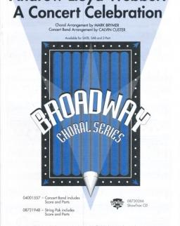 Andrew Lloyd Webber: A Concert Celebration - kórusra